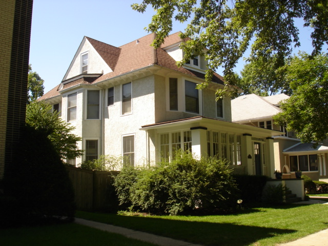 Large Rogers Park Home (Not For Sale)