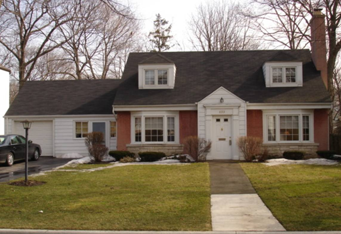Arlington Heights Scarsdale CapeCod