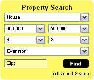 Baird Warner Property Search