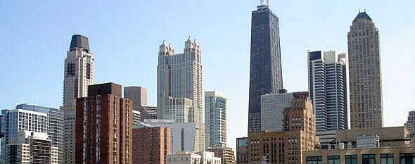Downtown Chicago Penthouses in the Gold Coast and Streeterville Photo