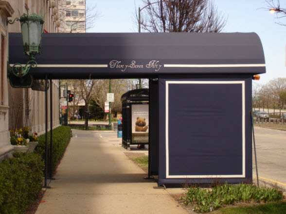 3750 N Lake Shore Drive Entrance