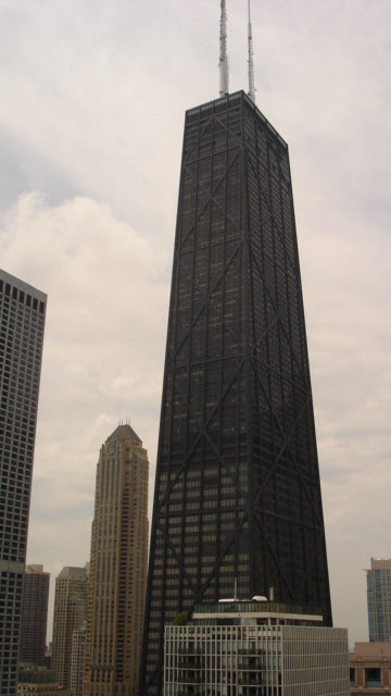 John Hancock Center - 175 E Delaware, Chicago, IL 60611