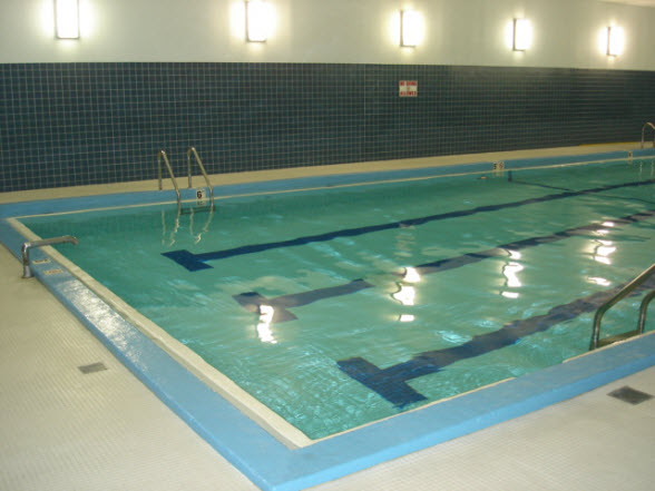 Indoor Pool At 505 N Lake Shore Drive Lake Point Tower