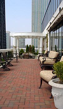 Streeterville Penthouse Terrace