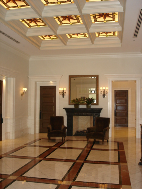The Ambassador's Lobby