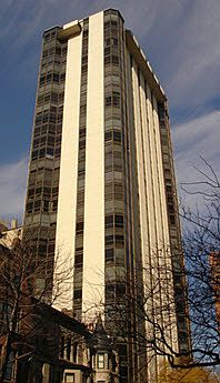 Ritchie Tower