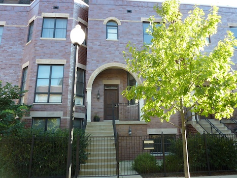 Harltland park townhomes for sale in lincoln park for The pointe at lincoln park