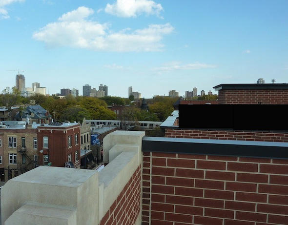 Lincoln Park Penthouse Neighborhood View