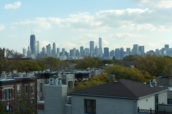 Lincoln Park Penthouse - City Skyline Views