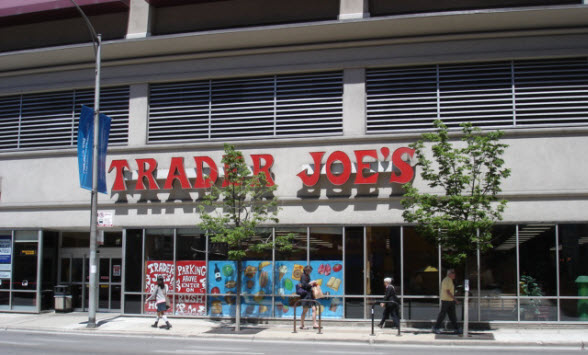 Trader Joe's Grocery Store in River North