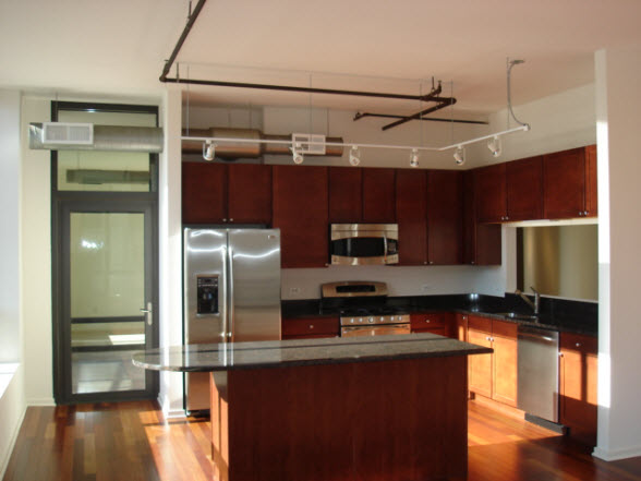 The West Loop has several loft style condos for sale.