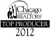 C.A.R. Top Producer 2012 Logo