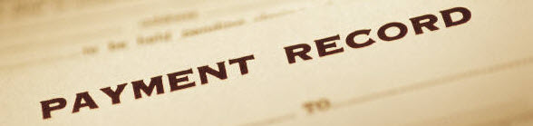 Payment Record Document
