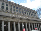 Photo of Chicago's Union Station