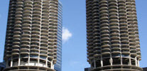 Marina Towers Photo