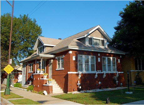 Chicago Bungalow Photo