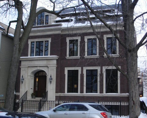 2643 n dayton st new chicago mansion for sale for Chicago mansion for sale