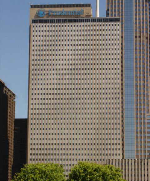 Prudential Building Chicago Photo