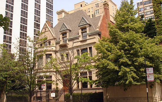 1547 n dearborn pkwy vintage chicago mansion for sale for Chicago mansion for sale