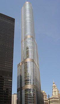 Trump Tower Chicago Photo