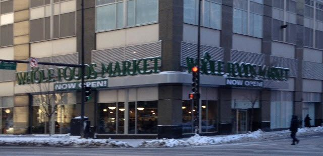 The New Whole Foods in Streeterville